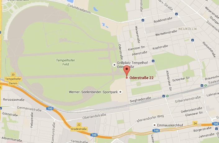 Picnic Berlin auf dem Tempelhofer Feld